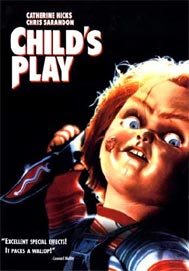 CHILD'S PLAY - US DVD cover