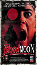 BLOODMOON VHS cover