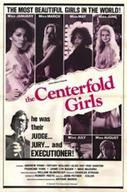 THE CENTERFOLD GIRLS US poster