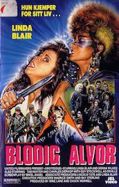 GROTESQUE VHS cover