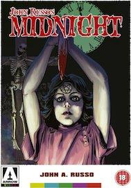 MIDNIGHT - UK Arrow DVD cover
