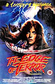 EDGE OF TERROR DVD cover