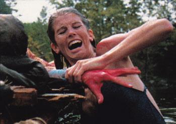 THE BURNING (1981) - production